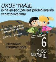 Uxue Trail froga solidarioa