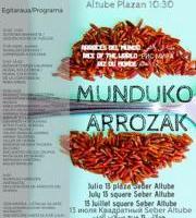 Munduko arrozak  / Arroces del mundo