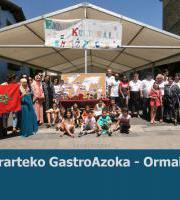 III Edición de la GastroFeria Intercultural / Kulturarteko GastroAzokaren III.edizioa