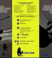 Erakusketa: Giza Eskubideen - Agonia