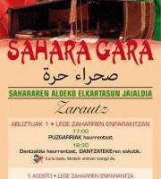 Sahara Gara Eguna