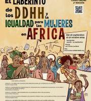 Inscripciones. Curso online: El laberinto de los DDHH y la igualdad para las mujeres en África