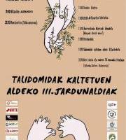 Talidomida III. Jardunaldiak - Talidomidaren Kaltetuen Aldeko III. Lasterketa