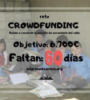 Reto crowdfunding - Baltistan Fundazioa