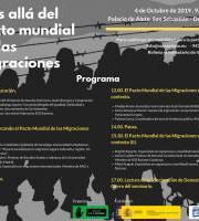 Mintegia / Seminario - Más allá del Pacto Mundial de las Migraciones
