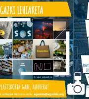 """II. Concurso Fotográfico: """"Sin plásticos, avanzamos"""""""