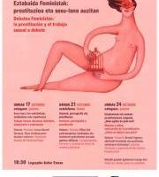 Hitzaldiak: Prostitución y trabajo sexual / Prostituzioa eta sexu-lana