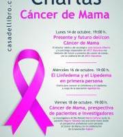 Hitzaldia: Cancer de mama, perspectiva de pacientes e investigadores