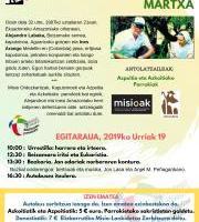 Marcha Solidaria-Elkartasun ibilbidea