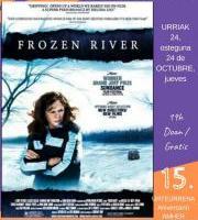 IMMIGRAZINEA zikloa (Frozen River)