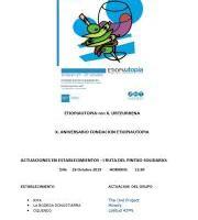 ETIOPIAUTOPIA-ren X. URTEURRENA  * I RUTA DEL PINTXO SOLIDARIO* 3