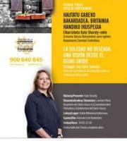 Diálogos con Kate Shurety - Gipuzkoako Itxaropen Telefonoa