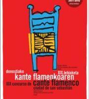 Cante Flamenko XIX. Lehiaketa