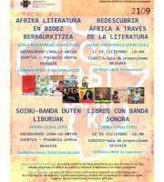 #Kontrastafrika2019 - REDESCUBRIR ÁFRICA A TRAVÉS DE LA LITERATURA