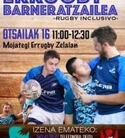Errugbi Barneratzailea / Rugby Inclusivo