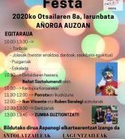 Aspanogi - Elkartasun Festa