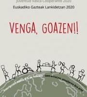 Izen-ematea 2020ko Euskadiko Gazteak Lankidetzan programan