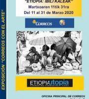 Argazki Erakusketa: ETIOPIA: IBILI KALEAK