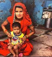 Erakusketa: India femeninoan