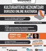 Ikastaroa Online: Kulturarteko Hezkuntza