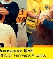 Primeros Auxilios - Donostia - Lehen Sorospenak