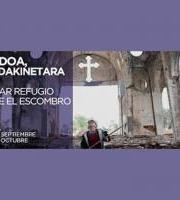 Erakusketa eta dokumentala - Exodoa, Hondakinak Aterpe / Éxodo, Buscar Refugio Entre El Escombro