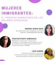 """""""Mujeres inmigrantes: El proceso migratorio de las mujeres africanas"""""""
