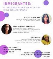 Mujeres inmjgrantes:  el proceso migratorio de las mujeres africanas