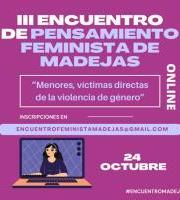 Encuentro de Pensamiento Feminista de Madejas