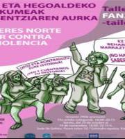 Fanzine Tailerra: Ipar eta hegoaldeko emakumeak biolentziaren aurka