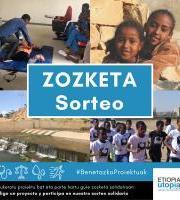 "Etiopiautopia - Participa en nuestro #Sorteo ""#ProyectosReales""! /  #BenetazkoProiektuak"" #Zozketa"