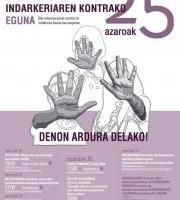 #25N #NoAgresionesMachistas