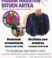 Ikastaroa: Mugak Hausten Dituen Artea
