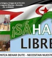 Sahara Libre - Gure Laguntza Behar Dute