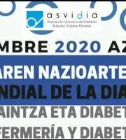 Azaroaren 14a Diabetesaren Nazioarteko Eguna