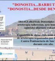 Erakusketa: Donostia...barrutik