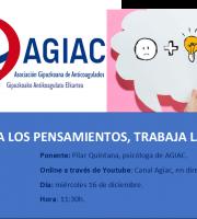 AGIAC - TRABAJA LOS PENSAMIENTOS, TRABAJA LA ACTITUD