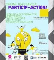 Online ikastaroa: Particip-Action!