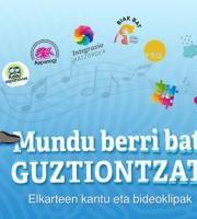 Bizipoza: Kantu Eta Bideoklipak Proiektu Berria