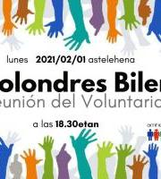 Amher Sos Racismo - Bolondres Taldea Bilera