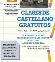 Hizkuntza klaseak / Clases de Castellano
