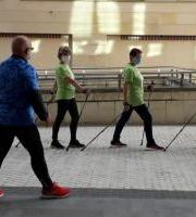Nordic Walking Hastapen Ikastaroa