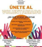 Jatorkin: Boluntariotza / Voluntariado