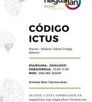 Ikastaroa: Código Ictus