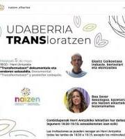 Dokumentalaren Proiekzioa: Transformatzen