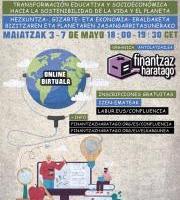 Finantzaz Haratago - Elkargune Jardunaldiak