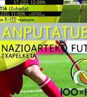 Anputatuen Nazioarteko Futbol Txapelketa