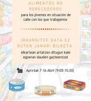 Janari Bilketa / Recogida de Alimentos