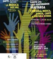 Izenematea: Musika Flamenkoaren Ikastaroa