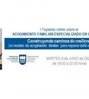 Formakuntza: Gipuzkoako Familia-Harrera Espezializatua